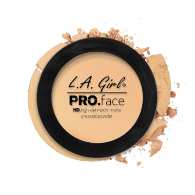 Creamy Natural - Pro Face Matte Pressed Powder