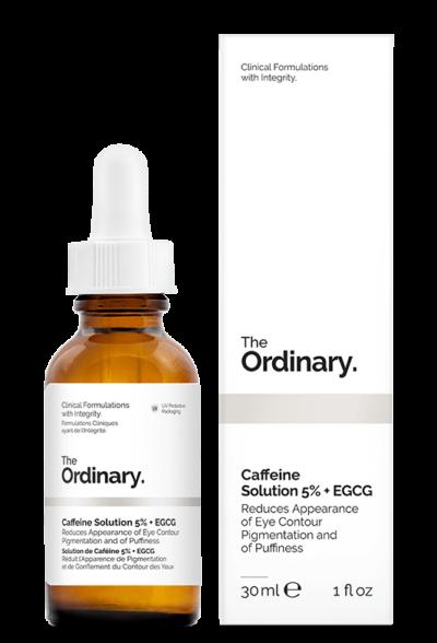 Caffeine Solution EGCG